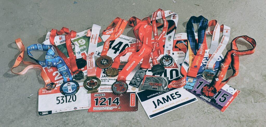 James Durling Medals