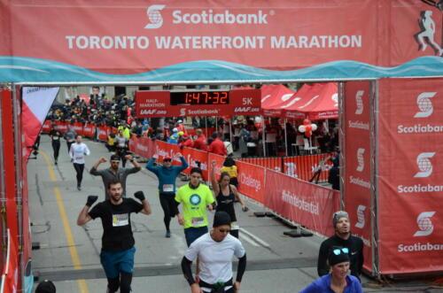 Scotiabank Toronto Waterfront Marathon (2018)