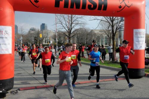 Toronto Marathon 2018