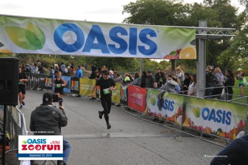 Oasis Zoo Run 2018