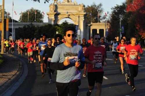 Scotiabank Toronto Waterfront Marathon 2017